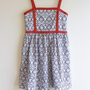 Girls Nautica Dress